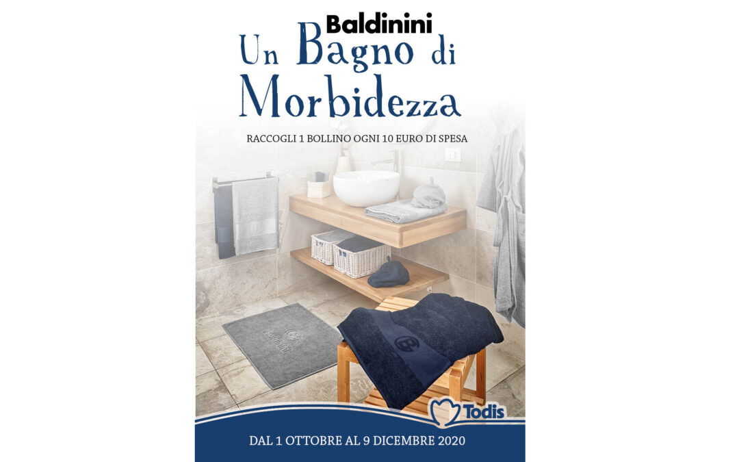 "Short collection ""Un bagno di Morbidezza"""