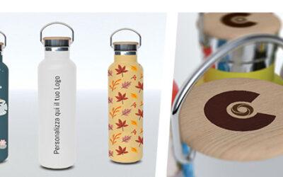 Coro Marketing – Customizable bottle line