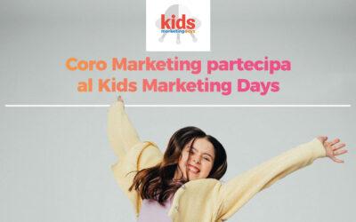 Coro Marketing partecipa al Kids Marketing Days
