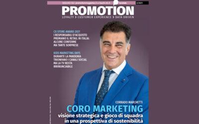 Coro Marketing visione strategica e gioco di squadra in una prospettiva di sostenibilità